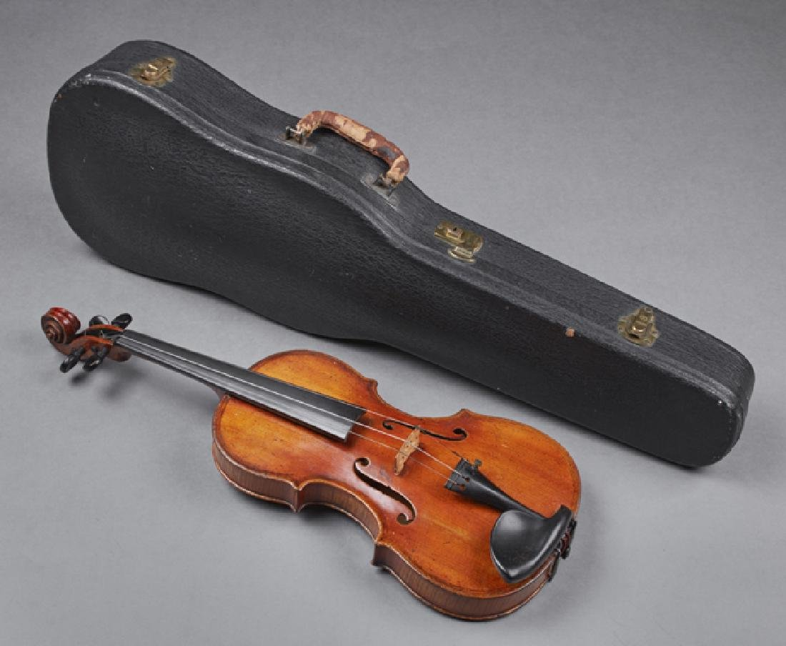 American John Friedrich Violin, 1883, New York, the