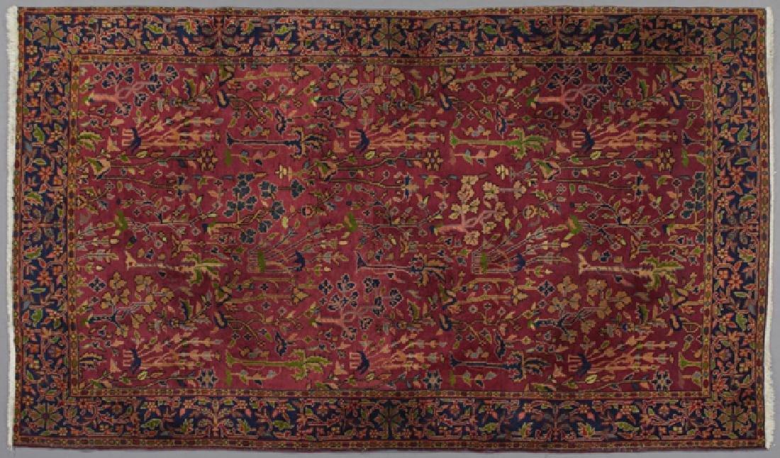 Anatolian Carpet, 5' x 9'