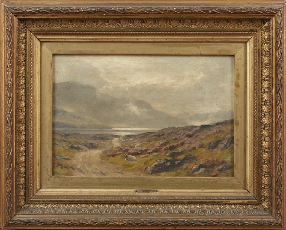 "Duncan Cameron (1837-1916), ""Early Autumn,"" 19th c.,"