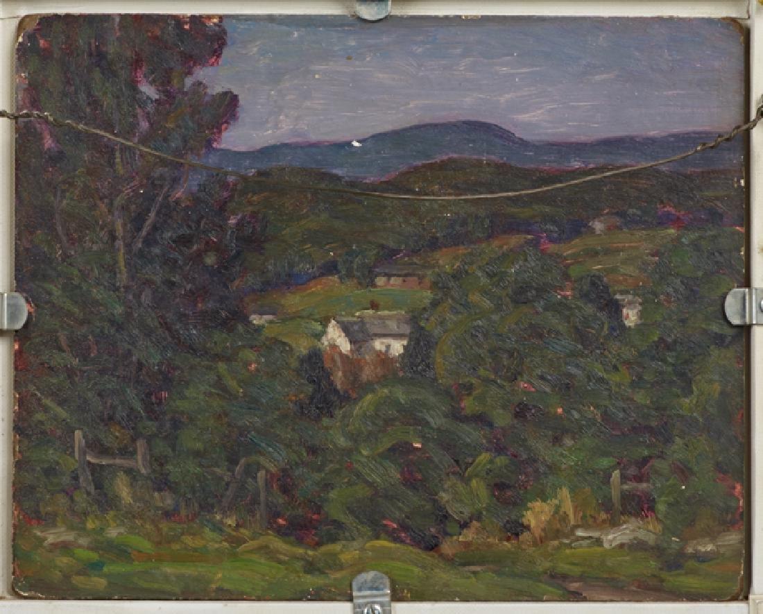 "Attr. to James McRickard (1872- ), ""Landscape,"" 20th - 2"