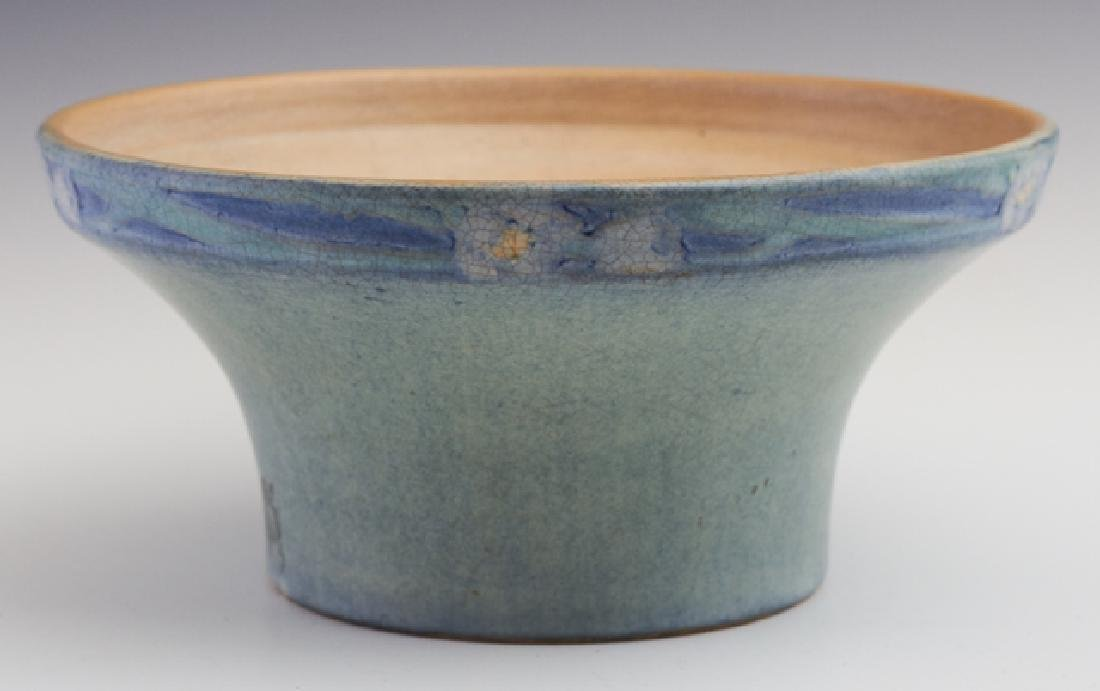 Newcomb College Art Pottery Bowl, 1918, by Sadie