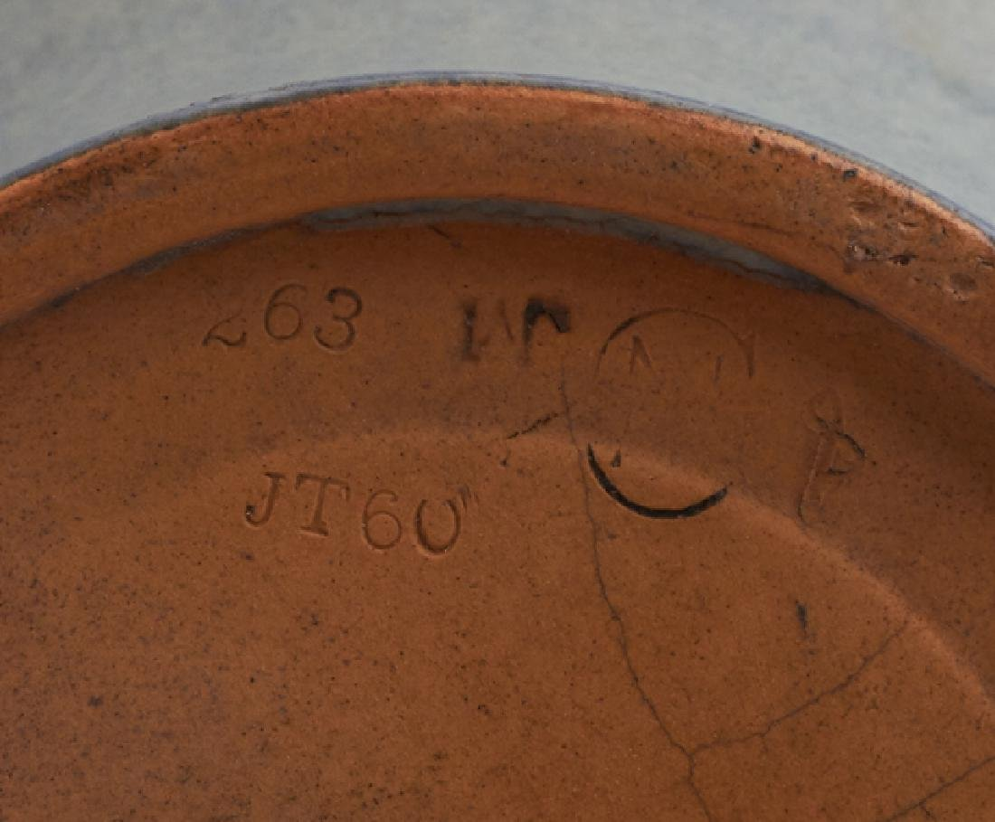 Newcomb College Art Pottery Bowl, 1918, by Sadie - 2