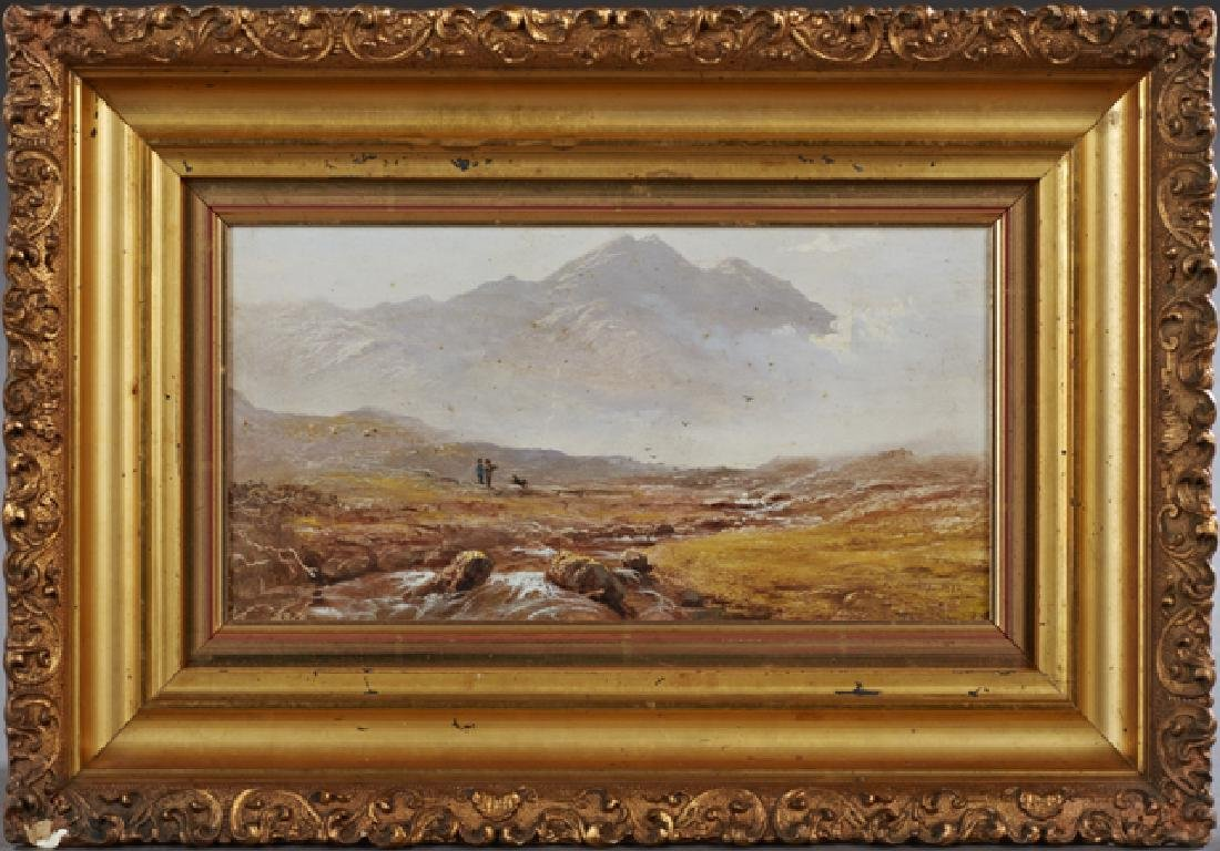 J. Stanley, Probably John Mix Stanley (1807-1872),