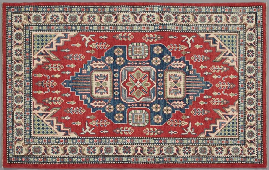 Uzbek Kazak Carpet 4' x 6' 1.