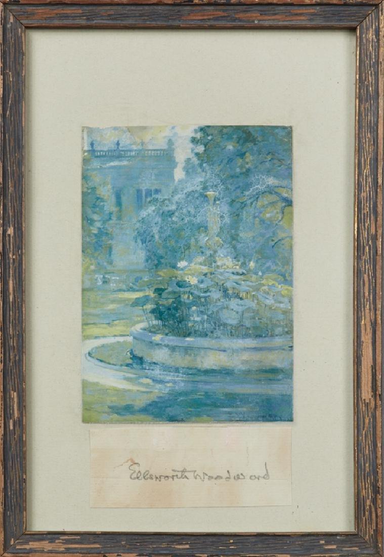 "Ellsworth Woodward (1861-1939, New Orleans), ""Newcomb"