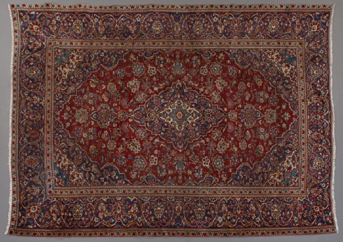 Kashan Carpet, 8' x 10' 7.