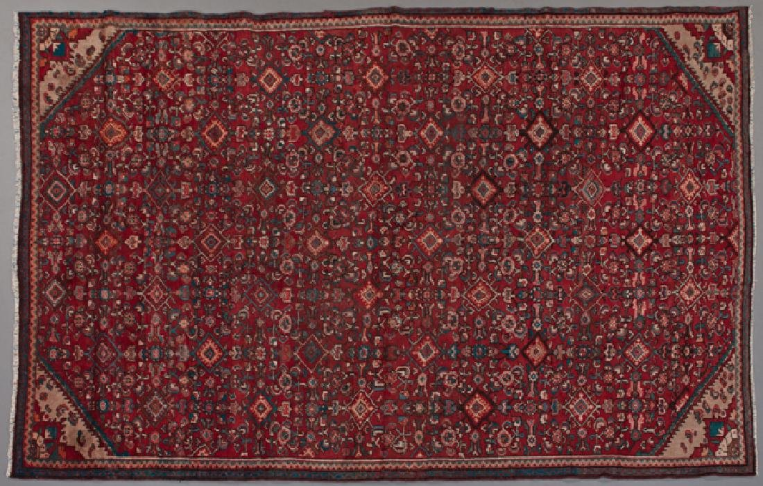 Mahal Carpet, 8' x 11'.