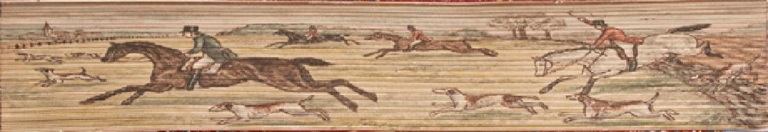 """Fore Edge Painting Book, """"The Nobility of Life, Its"""