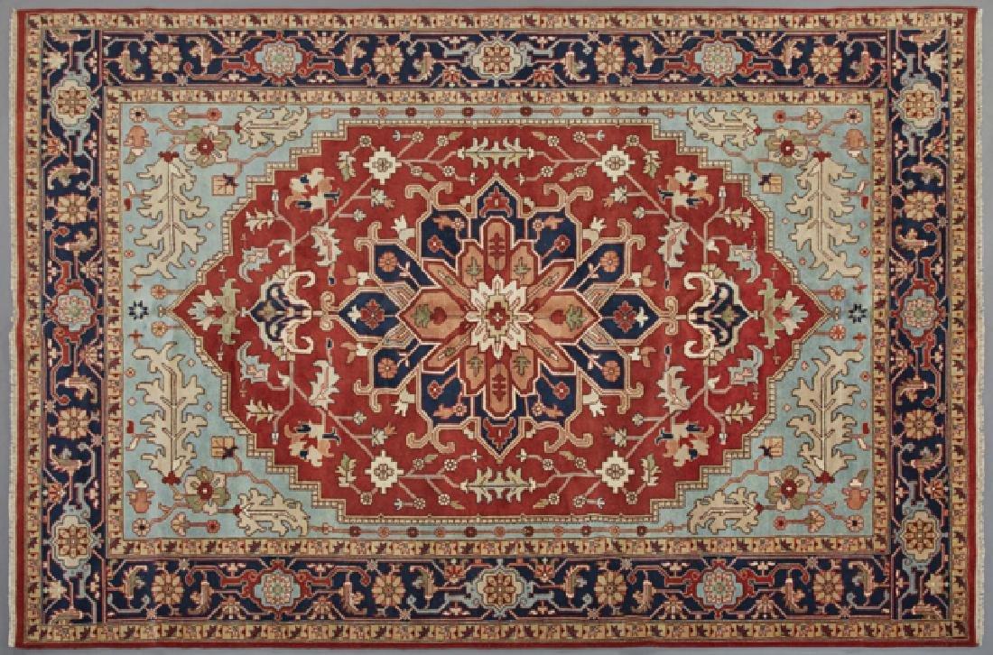 Agra Serapi Carpet, 10' x 14'.