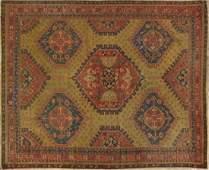 Turkish Oushak Carpet 13 x 16 2 Provenance