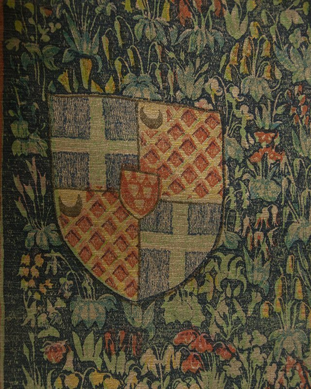 """Flemish Tapestry, """"Le Chevalier,"""" after the 16th c. - 3"""