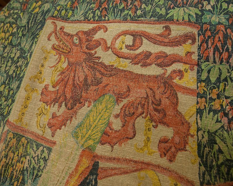 """Flemish Tapestry, """"Le Chevalier,"""" after the 16th c. - 4"""