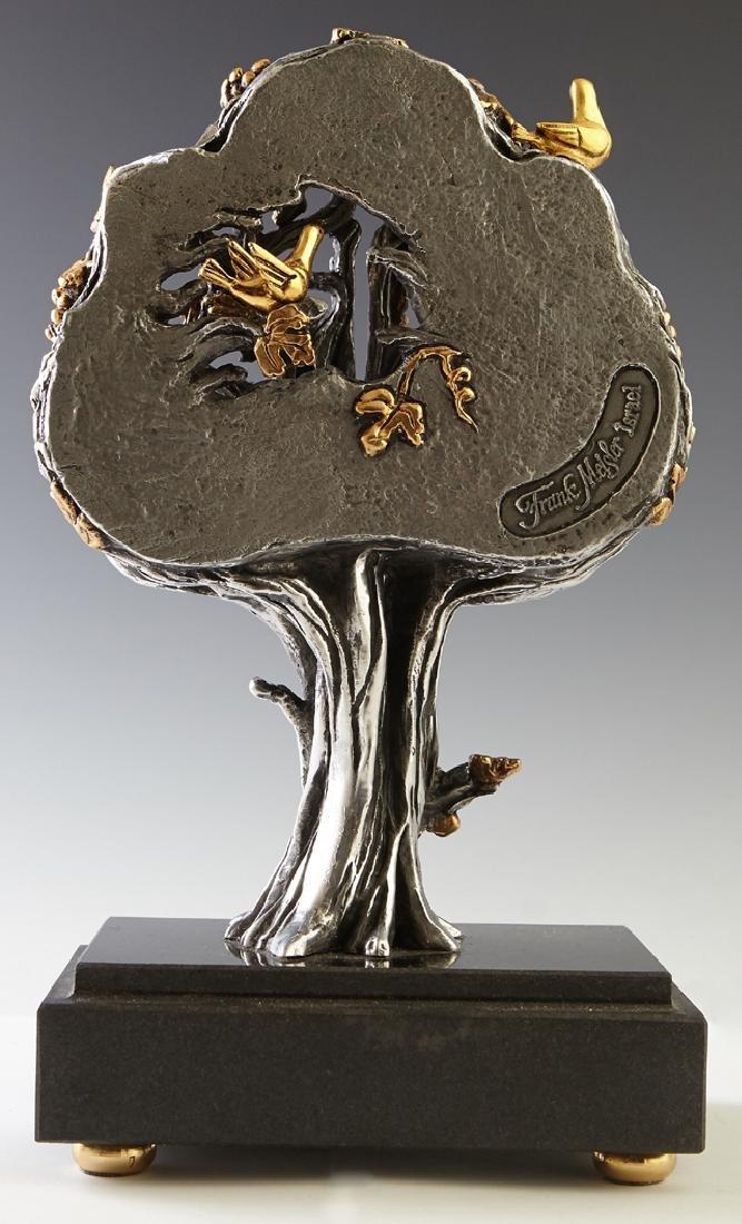 """Frank Meisler (1929-2018, Israel), """"Tree of Life,"""" - 3"""