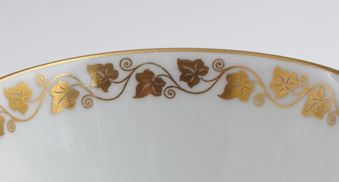 Group of Twenty-Five Sevres Style Porcelain Pieces, c. - 7
