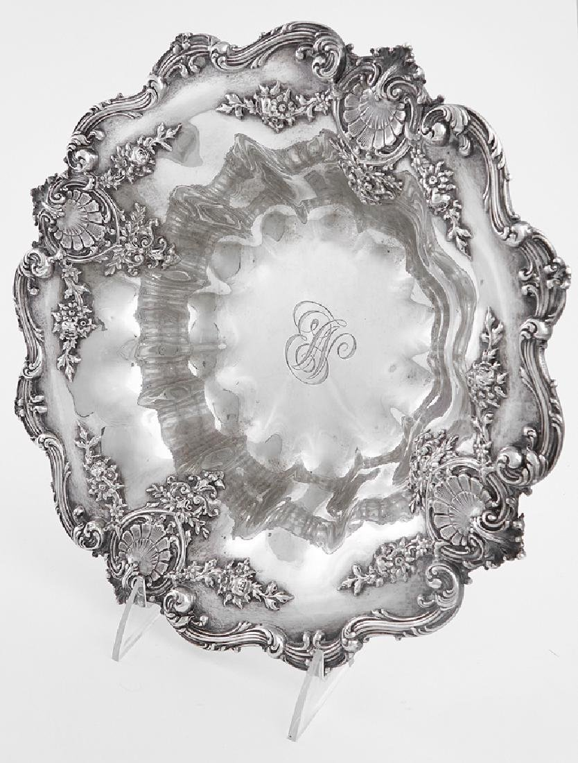 Sterling Bowl, by Bamberger & Gaines, #5108, the