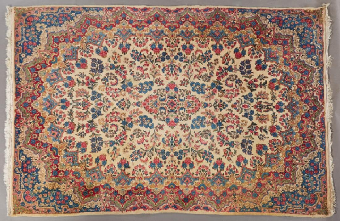 Oriental Carpet, 6' x 8' 11. Provenance: Private