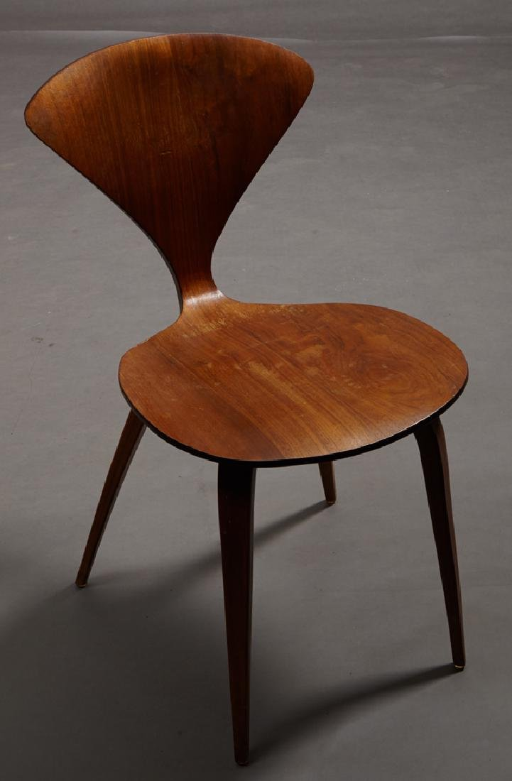 Mid-Century Modern Plycraft Side Chair, 20th c., by