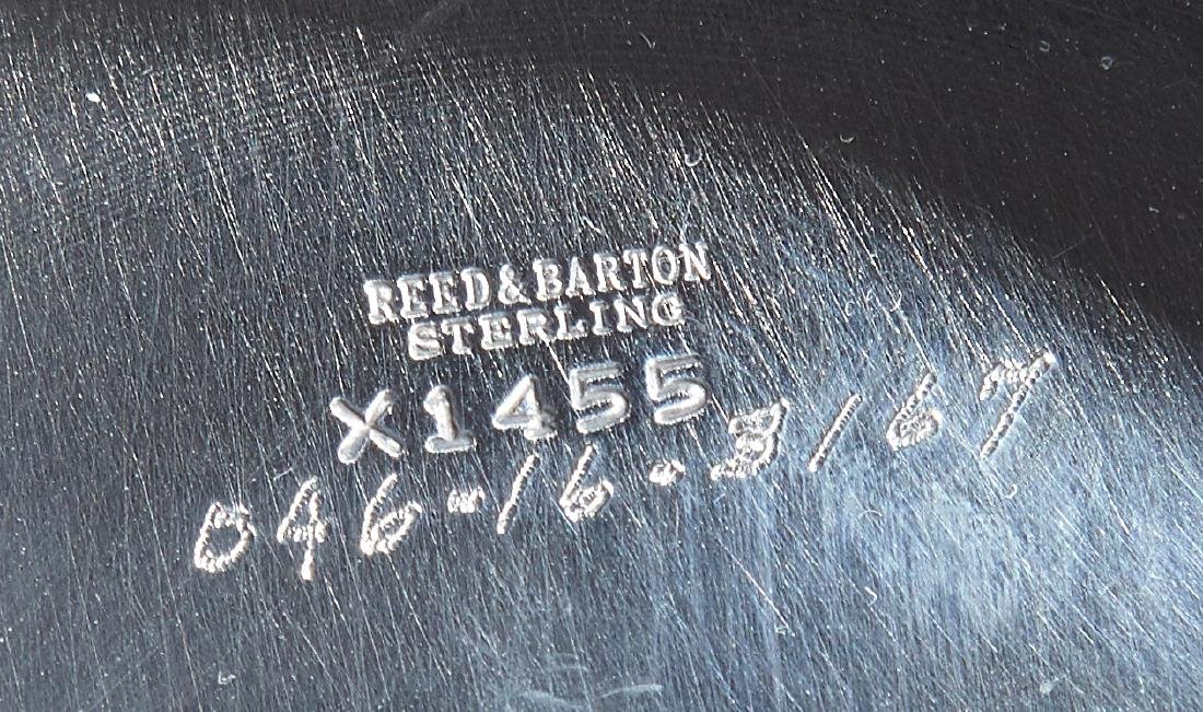 Reed & Barton Sterling Paul Revere Reproduction Punch - 2