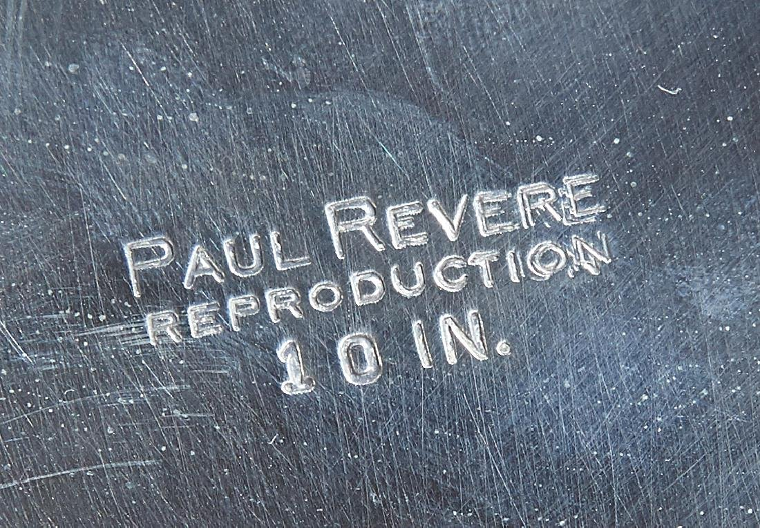 Reed & Barton Sterling Paul Revere Reproduction Punch - 3