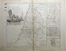 Gilles Robert De Vaugondy 16881766 Paris La Judee