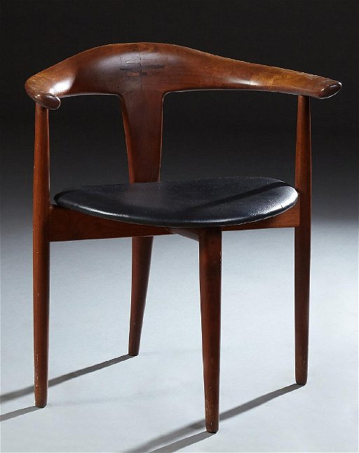 Swell Mid Century Modern Caned Walnut Corner Chair Mid 20Th Machost Co Dining Chair Design Ideas Machostcouk