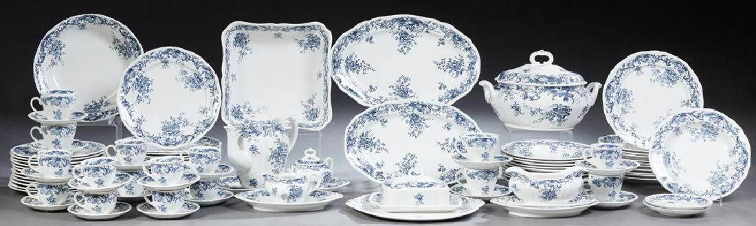 Ninety-Four Piece Set of Dinnerware, by Villeroy and