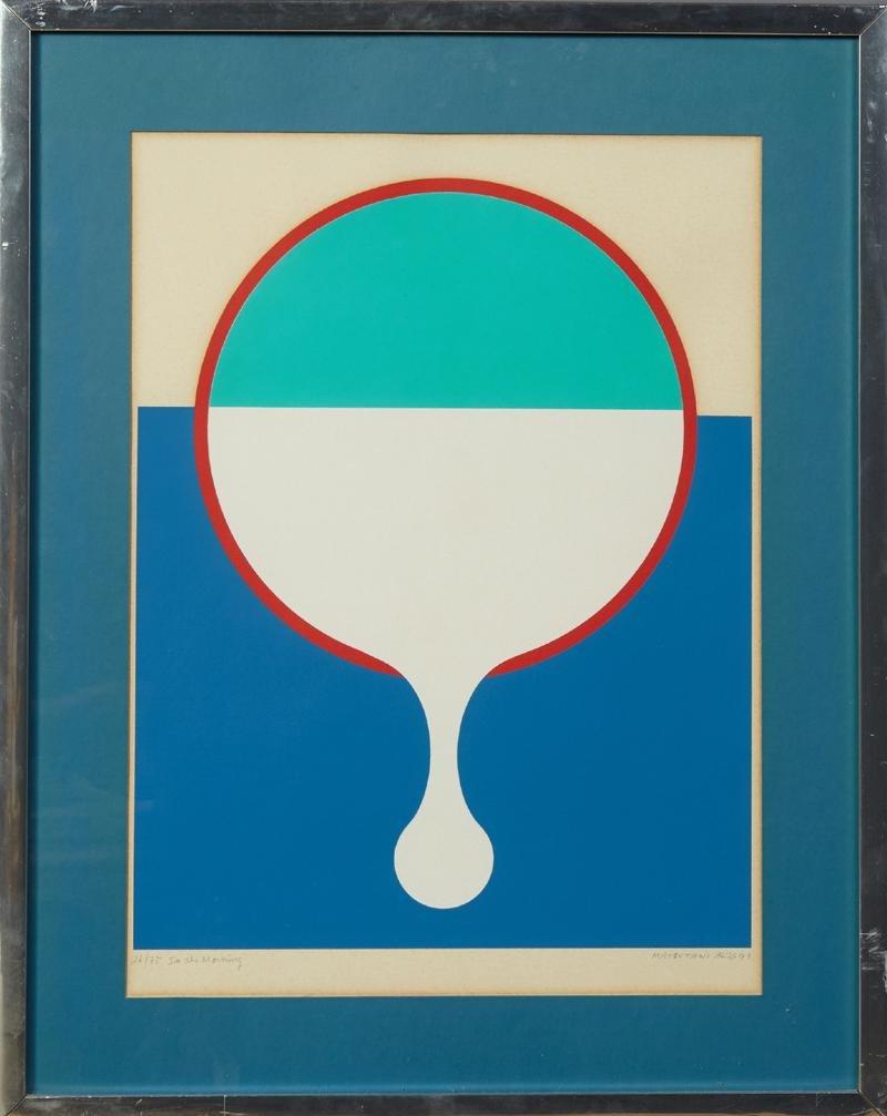 """Takesada Matsutani (1937-), """"In the Morning,"""" 20th c.,"""
