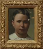 Alexandre Alaux 18511932 New Orleans Portrait of