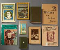 """Nine Pieces of New Orleans Ephemera, consisting of """"Old"""