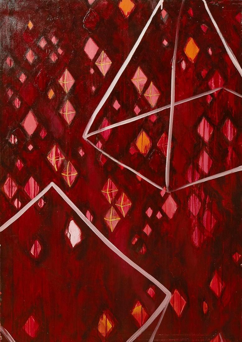 "Francesca ""Frahn"" Koerner (New Orleans), ""Abstract"