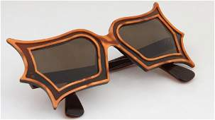 Pair of Limited Edition Safilo Sunglasses, inspired by