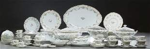 One Hundred Two Piece Set of Clairon Porcelain