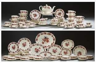 One Hundred Sixteen Piece Set of Royal Cauldon