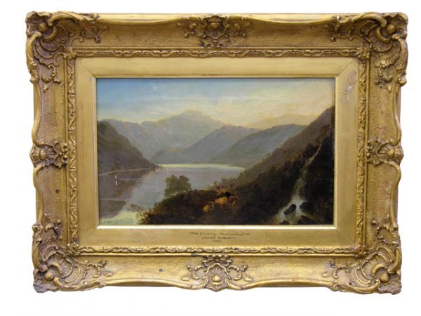 "117: James Roberts (Act. 1858-1876), ""Hawse Water, West"