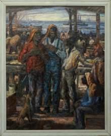 Knute Heldner (1875-1952, Swedish/New Orleans),