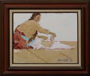 """Jack Smith, """"Primer Venti del Dia, (First Sale of the"""