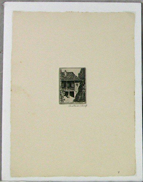 "22: Alice Standish Buell (1892-1964), ""Madame John's Le"