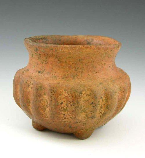 19: Peruvian Pre-Columbian Vessel, 450-1400 A.D., from