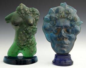 Mitchell Gaudet (Studio Inferno, New Orleans), Two Mold