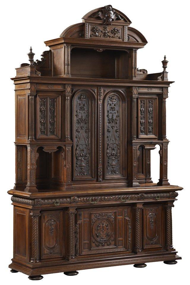 Rare Twelve Piece Emile Leger Renaissance Revival