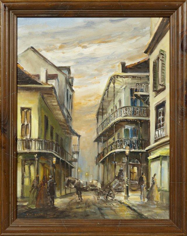 "Harold ""Napoleon"" King (1940-2005, New Orleans),"