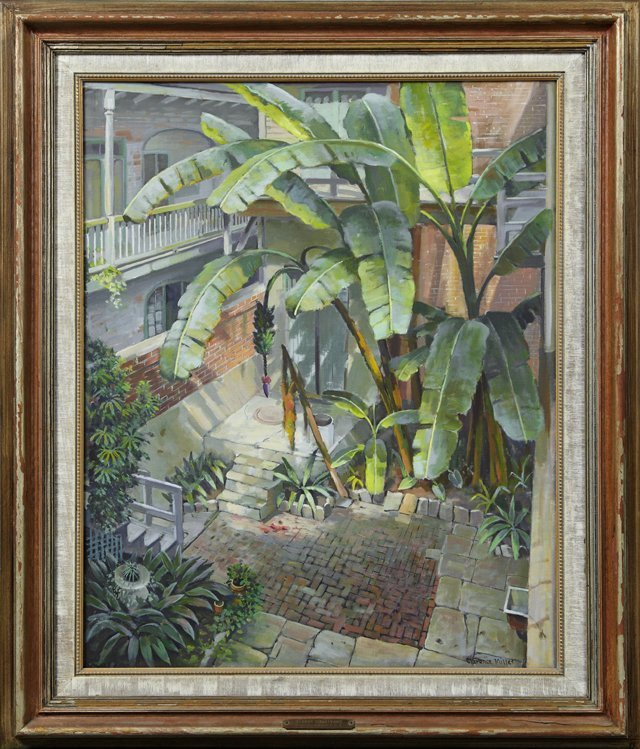 Clarence Millet, A.N.A. (1879-1959, New Orleans), - 2