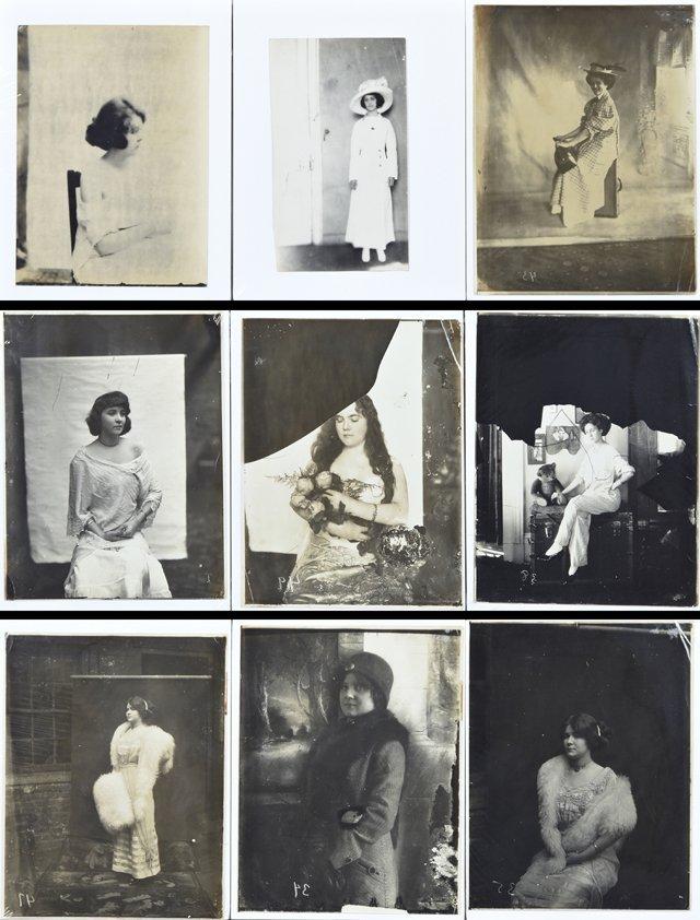"Ernest J. Bellocq (1873-1949, New Orleans), ""Storyville"