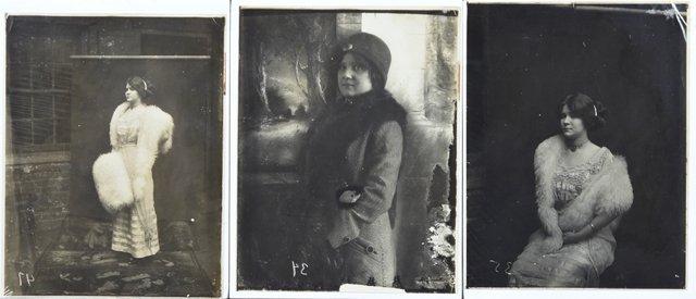 "Ernest J. Bellocq (1873-1949, New Orleans), ""Storyville - 2"