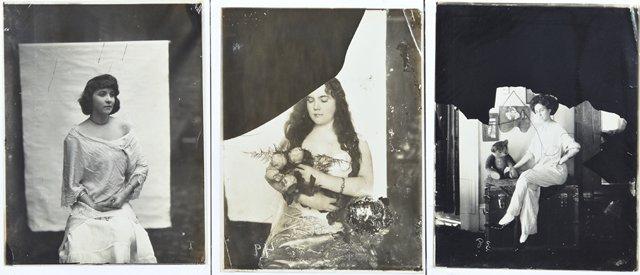 "Ernest J. Bellocq (1873-1949, New Orleans), ""Storyville - 3"