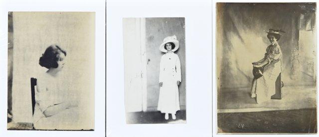 "Ernest J. Bellocq (1873-1949, New Orleans), ""Storyville - 4"