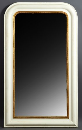 French Louis Philippe Parcel Gilt And Gesso Overmantel