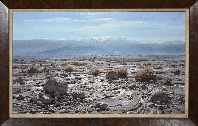 "Peter Ellenshaw (1913-2007, English), ""Mt. San Jacinto"