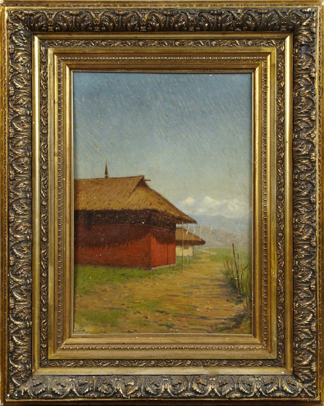 Attr. Vasiliy Vasilevic Verescagin (1842-1904,