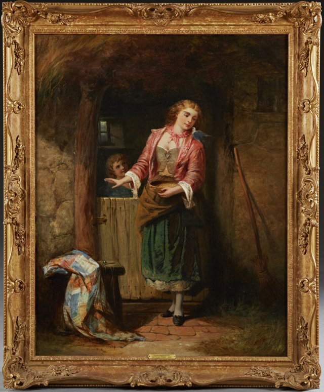 Attributed to Thomas Faed, R.S.A. (1826-1900,